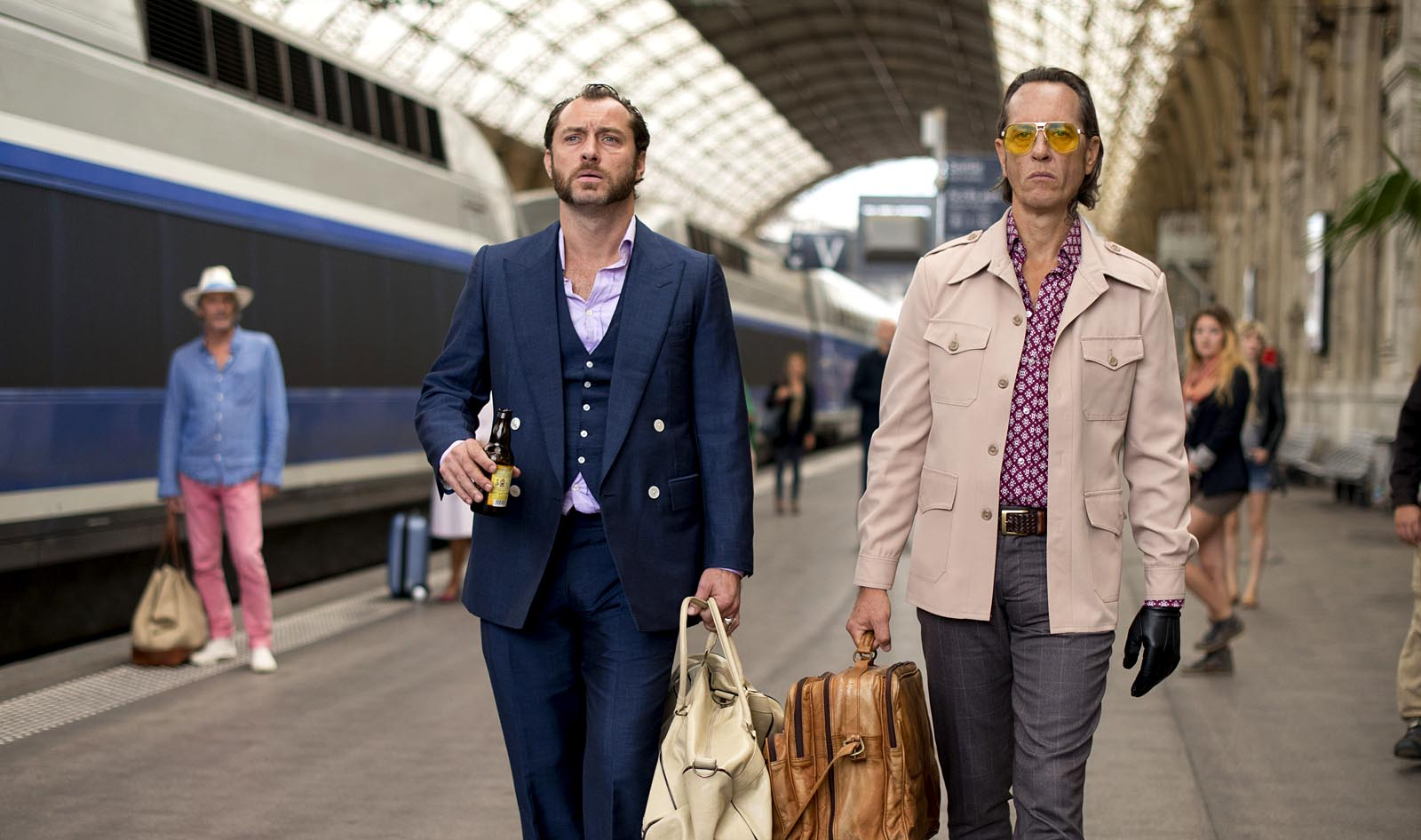 147 - Dom Hemingway - Photo Nick Wall