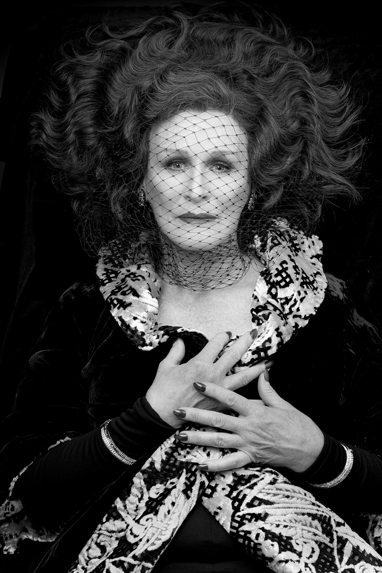 Glenn Close Photo Nick Wall-